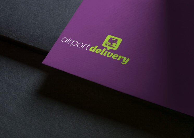 Airport Delivery (Brand/Visual Identity)
