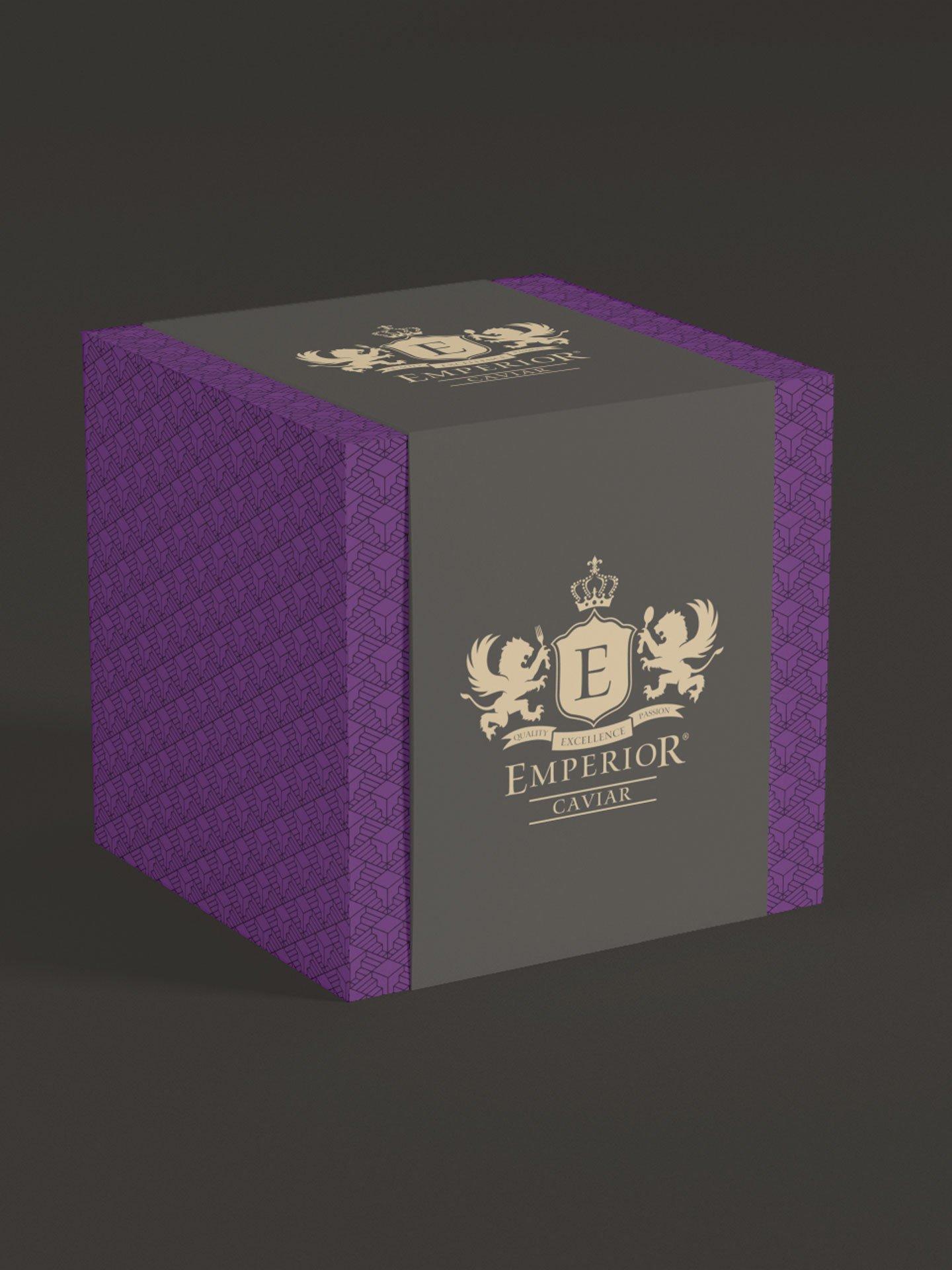 Emperior Gourmet Brand (Caviar Gift Box)