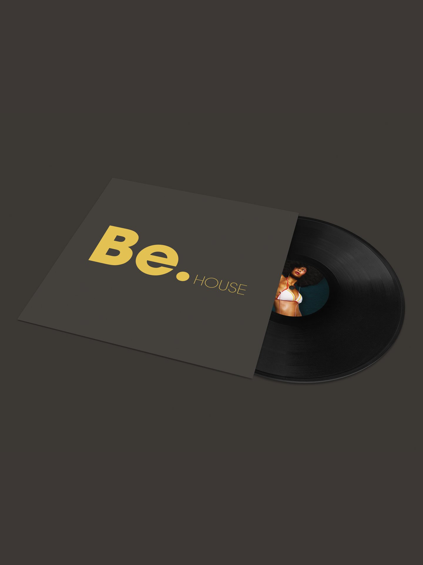Be.House - Label Art